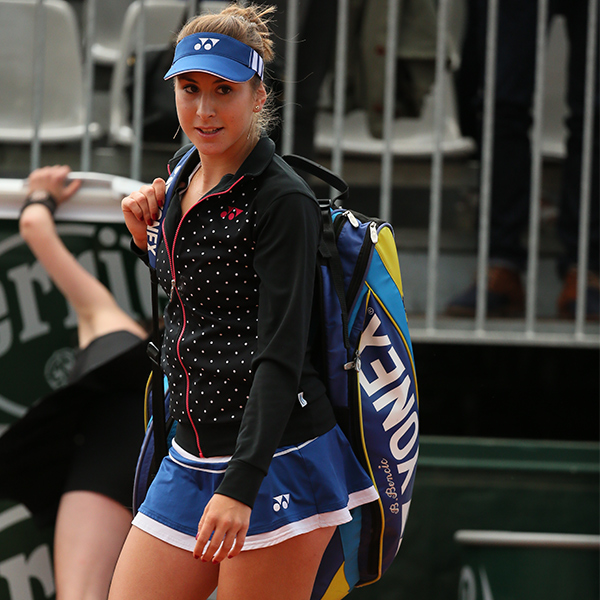 French Open 2013 Biggest Winners From Week 1 At Roland: Belinda Bencic