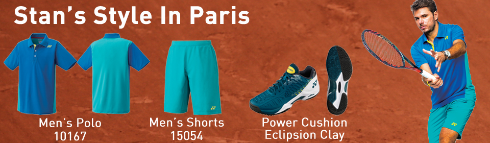 French Open Clothing